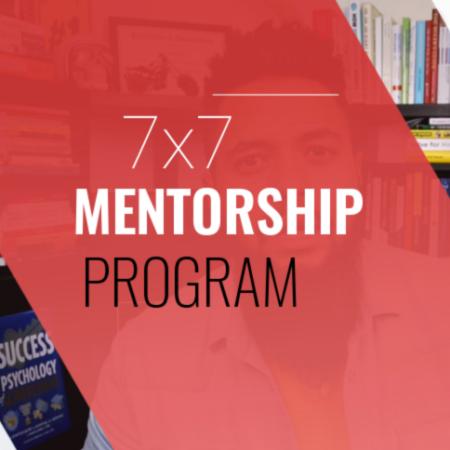 7×7 Mentorship Program