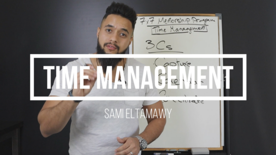 Time management tips Sami Eltamawy