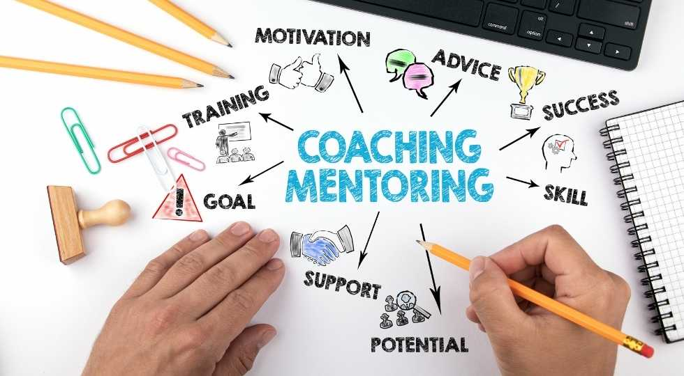 One on one mentoring & coaching